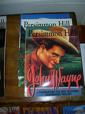 59 Back Issues Of Ranching Heritage Journal- Persimmon Hill. Mint, Great Refs.