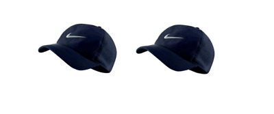 d813475b NIKE Dri-Fit Heritage Aerobill Adjustable Cap H86 Training Hat - NEW WITH  TAGS