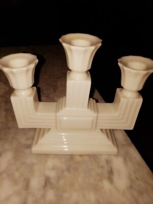 Pair of two Rare Lenox Candle Holders