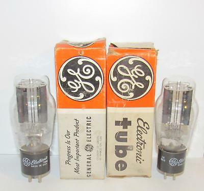 2 Nib Ge Type 83 Rectifier Tubes.for Hickok,tv-7 Tube Testers & More. Test Nos.