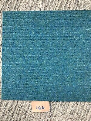 Burmatex Carpet Tiles Petrol Blue . Slight  Seconds. 206 Available. Office/home
