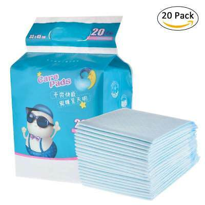 12.99*17.7'' Changing Diaper Pad Cotton Washable Baby Infant Urine Mat Nappy Bed