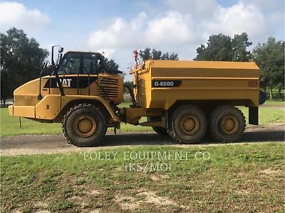 2012 CATERPILLAR 730 Articulated Water Trucks