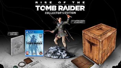 Rise of The Tomb Raider Collector Edition PS4 - Neuf / New !