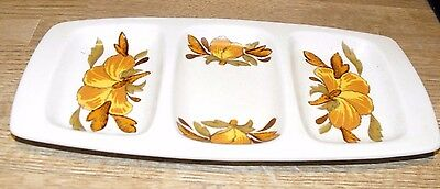 The Royal Worcester Group Vintage Hors D'oeuvres Dish