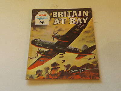 WAR PICTURE LIBRARY NO 741!,dated 1972!,V GOOD for age,great 46!YEAR OLD issue.