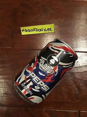 Bape Pepsi Can NEW / UNOPENED Red White Blue Aape Nigo A Bathing Ape