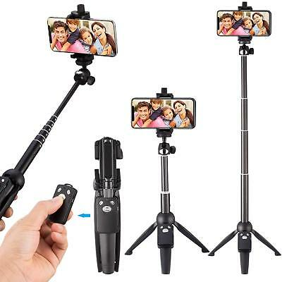 Ottertooth Mobile Selfie Stick Tripod Stand 102 cm Extendable Wireless Remote AU