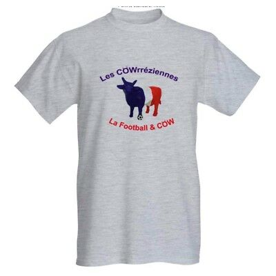 T-shirt Homme La Football & COW