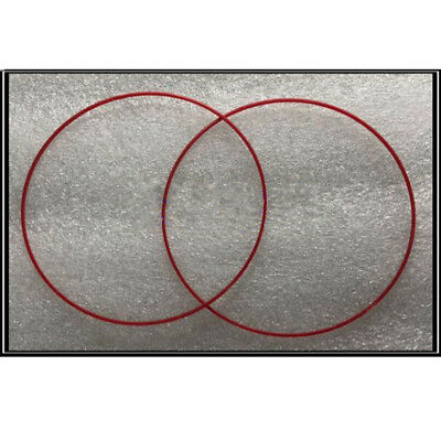 1Pc Front Lens Red Circle Ring Replacement Part Fit For Canon 24-105