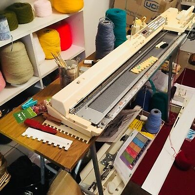 brother electronic knitting machine