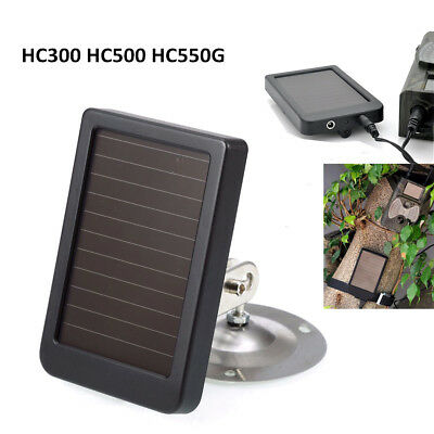 Outdoor Solar Panel Camera Charger For Suntek HC-300M HC300 HC-500M HC700