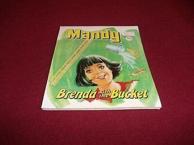 RARE EARLY MANDY PICTURE STORY LIBRARY BOOK  from 1980 - never read:ex condit!