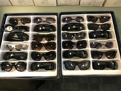 Job Lot 24 pairs of assorted sunglasses - Car Boot - Resale - Wholesale - REF134