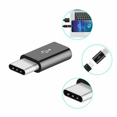 USB Type C Adapter Connector Micro USB Female to USB Male USB 3.1 Converter