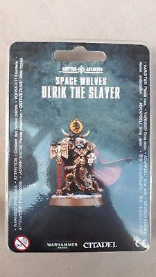Space Wolves Ulrik the slayer A