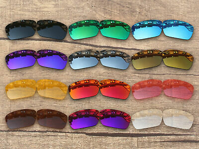 Vonxyz IridiumCoat Replacement Lenses for-Oakley Fuel Cell Sunglass