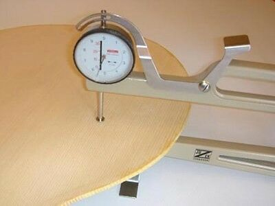 Luthiers Graduating Calipers/Thickness Gauge - 320mm Depth - Metric