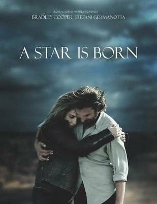 """19789 Hot Movie TV Shows - A Star Is Born 2018 7 14""""x18"""" Poster"""