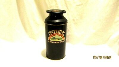 Vintage Baileys Original Irish Cream Churn Collectible Tin