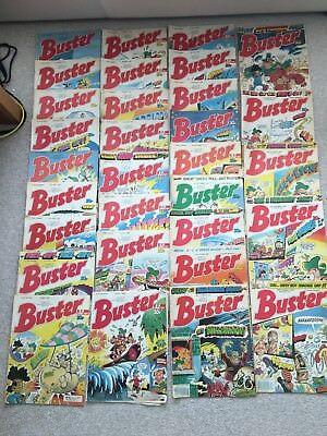 Buster Comic 1989 31 Unique complete Issues