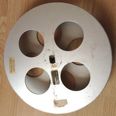 35mm Aluminum Split Reel Used Good Condition film movie