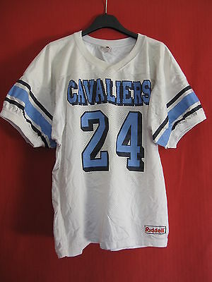 Maillot football Americain CAVALIERS n° 24 Jersey USA Vintage Enfant - XL