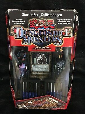 Yu-Gi-Oh! DungeonDice Monsters DDM Starter Complete