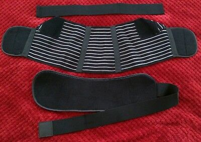 Special Maternity support belt pregnancy band belly waist. Size L