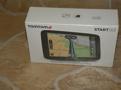 TomTom Start 62 Navigationssystem
