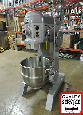 Hobart P660 - 2.5 HP Commercial 60 Quart Pizza Dough Mixer w/ 60qt Bowl