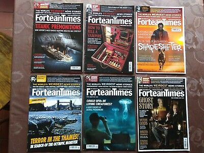 Fortean Times - 93 Issues - 2003 To 2013 - Giant Sale