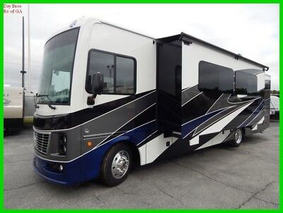 2018 Holiday Rambler Vacationer 35K New Class A Gas Coach Bunk Motorhome Rv