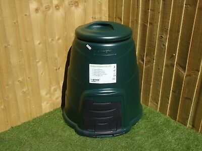 Straight Compost Bin 220 Litre Compost Converter - Collection Only