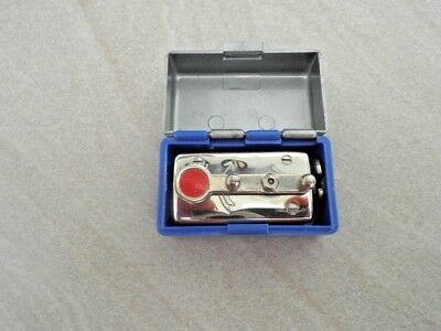 Vintage Autoknips I Camera Self Timer Attachment In Case