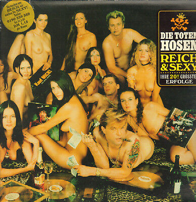 Die Toten Hosen-2-Lp- Reich & Sexy- Limited Virgin-Germany- 1993- !!