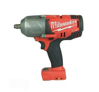 """Milwaukee M18 Fuel Brushless 1/2"""" Impact Wrench 2763-20 .99 NO RESERVE"""