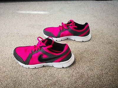 0444290082711 Nike Flex Experience Rn 2 Running Shoes Trainers Uk Size 4 read description