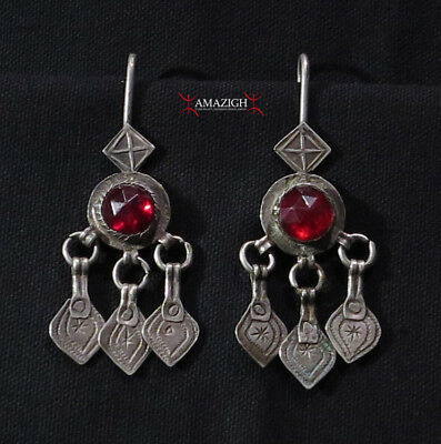 Old Berber Earrings - South Morocco
