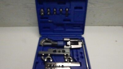 """IMPERIAL EASTMAN FLARING TOOL TUBING TOOL KIT USA 1/8-3/4"""" deluxe"""