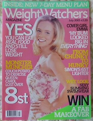 Weight Watchers Magazine - July 2003
