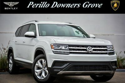 Atlas 3.6L V6 S 2018 Volkswagen Atlas for sale!