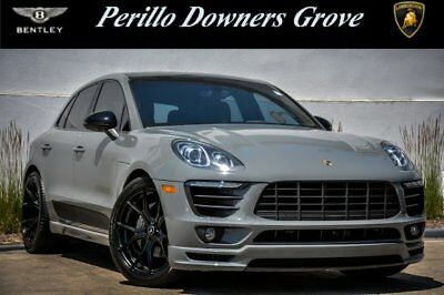 Macan S With Navigation 2015 Porsche Macan for sale!