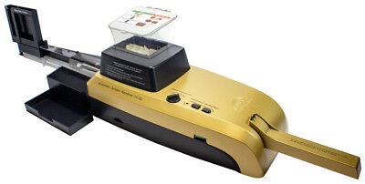 HSPT Automatic Golden Rainbow 10+ Electric Cigarette Maker 3034