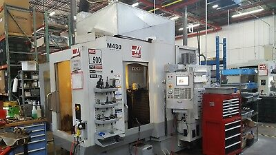 USED HAAS MDC 500 Vertical Machining Center