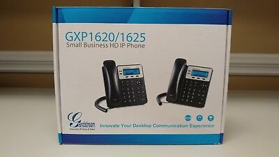 Grandstream GXP1625 IP Phone - NO AC ADAPTER