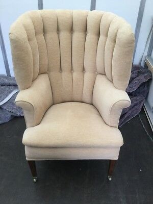 Super Quality Antique Barrel Back Armchair
