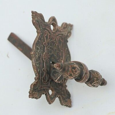 Antique Mechanical Doorbell Lever