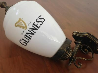 Guinness Beer Bar Best Pub Light Mancave Lamp Sign Ever !!!