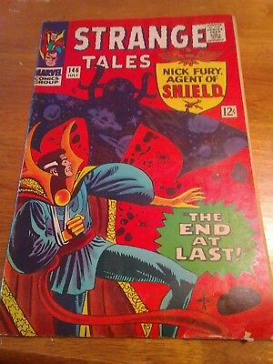 "MARVEL COMICS ""STRANGE TALES"" NICK FURY AGENT OF S.H.I.E.L.D. vol. 1 NO.146 1996"
